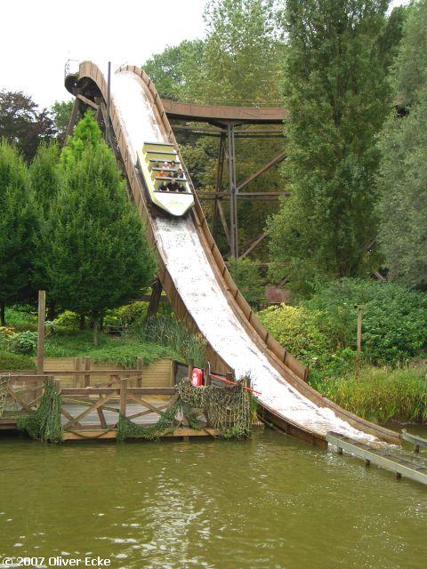 Niagara - Bellewaerde Park - Belgium - European Water Ride ...