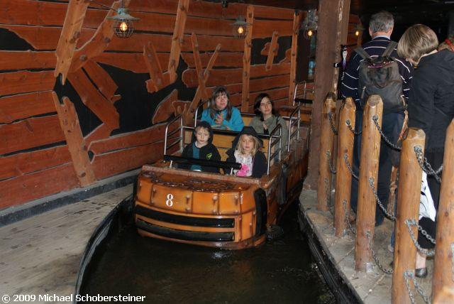Minen - Tivoli Gardens - Denmark - European Water Ride ...