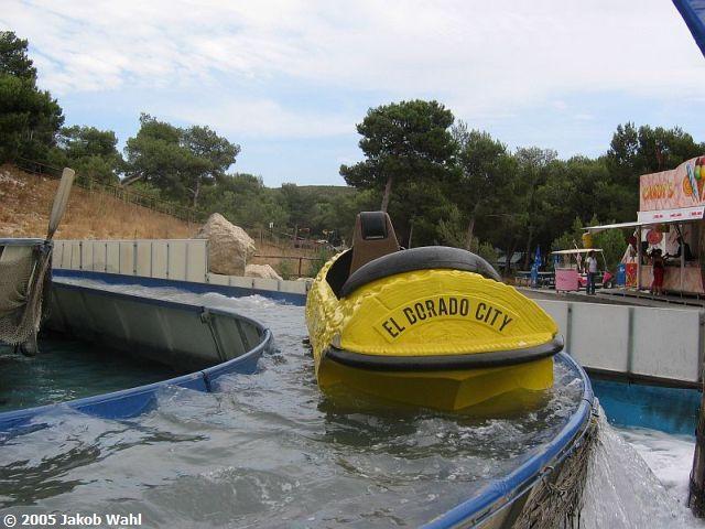 les rapides de l ouest magic park land france european water ride database. Black Bedroom Furniture Sets. Home Design Ideas
