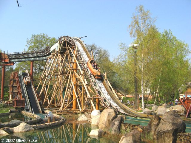 Parc Asterix Menhir Express European Water Ride Database