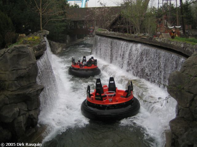 Europa-Park - Fjord-Rafting - European Water Ride DataBase