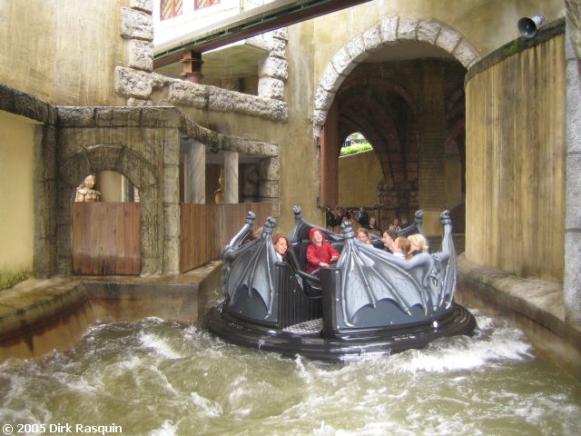 River Quest - Phantasialand - Germany - European Water ...