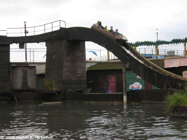 adventure island southend cost