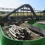 Canyon River Log Flume